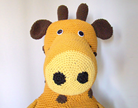 Rufo the giraffe