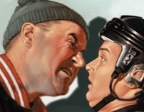 Maclean's Cover, An editorial on hockey parents.