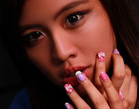 Fashion Photography - Nail Art