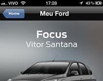 app IOS: Ford (em parceria com a agência Wunderman)