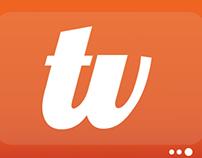 DCUfm & DCUtv Logo Design