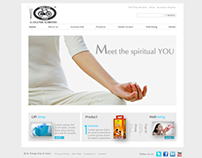 Website Redesign - Cycle Incense