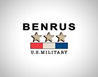 BENRUS Branding