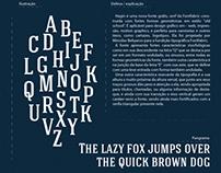 Análise Tipográfica