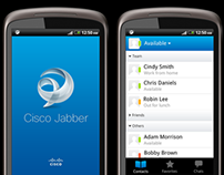 Cisco Jabber Android Application