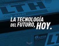 Baterías LTH :: AGM