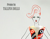 Designs for Tallinn Dolls