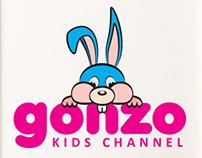 GONZO KIDS CHANNEL CORPORATE IDENTITY