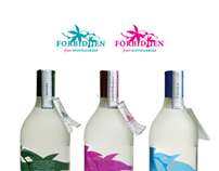Forbidden Vodka Bottles (Best of Ringling Award)