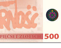 A new Polish banknote design