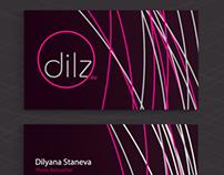 DILZ Photo Retouch Branding
