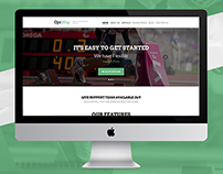 OpsWay: responsive website design