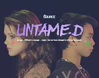 """UNTAMED"" Sermon Series"