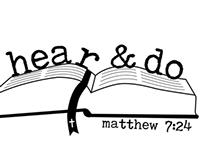 Teen World Bible Camp Shirt Design