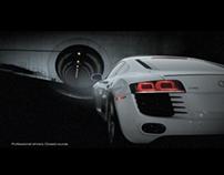 Audi - Tunnel R8