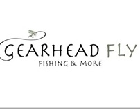 Logo for Gearhead Fly Fishing & More