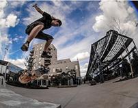 """""""Skate & Destroy"""", 2013, Sept. 6th"""