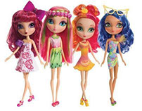 La Dee Da Juicy Fruit Doll Prototypes