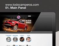 WEB - TODOCAMPEROS.COM