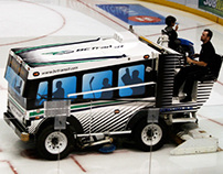 BC Transit | Zamboni Illustration
