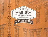 Guía de autos clásicos y antiguos, El Colombiano 2013