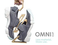 OMNICLIP : sustainable shoe packaging