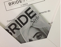 BRIDE Style Magazine - Launching cards