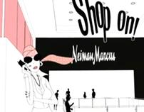 "Fashion Show Mall - ""Shop On"""