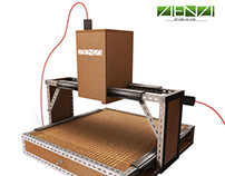zienzi_ self-made cnc router