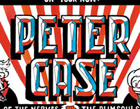 Peter Case Poster