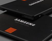 SSD Disk - Samsung 840 PRO