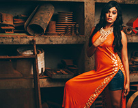 Fusion Ethnic Wear Shoot - Flipkart Fashion Store