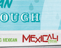 Mexicali Fresh - Almost Authentic Mexican