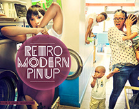 Retro Modern Pinup