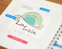 La Table Atelier - Minimanual de Identidade Visual