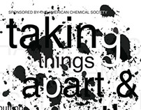 "Flyer: ""Taking Things Apart & Putting Things Together"""