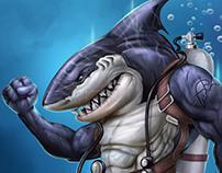 Tiburon Buzo