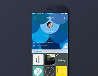 Kreavi App Mockup