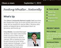 Olives Community Market e-News