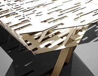 PERFORATED CLUSTER