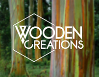 Wooden Creations  corporate image
