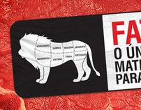 "ANGLO GALLERIA | campanha ""Fatianglo"""