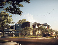 Architectural Viz for Melbourne, Australia