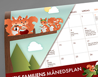 School Calendar - Print Power