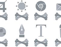 Icon & Crossbones