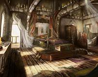 The Soulkeeper - Helgas Room