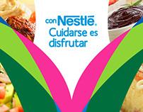 Nestlé - Cuidarse es disfrutar