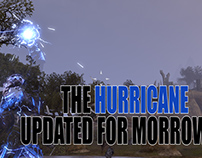 ESO: The Hurricane - Updated for Morrowind