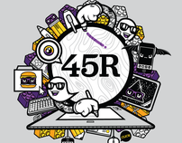 45Royale Promo Tees