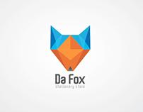 Da Fox Stasionary Branding